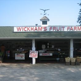 Wickham's Fruit Farm